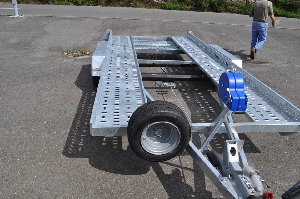 Plataforma para vehiculos